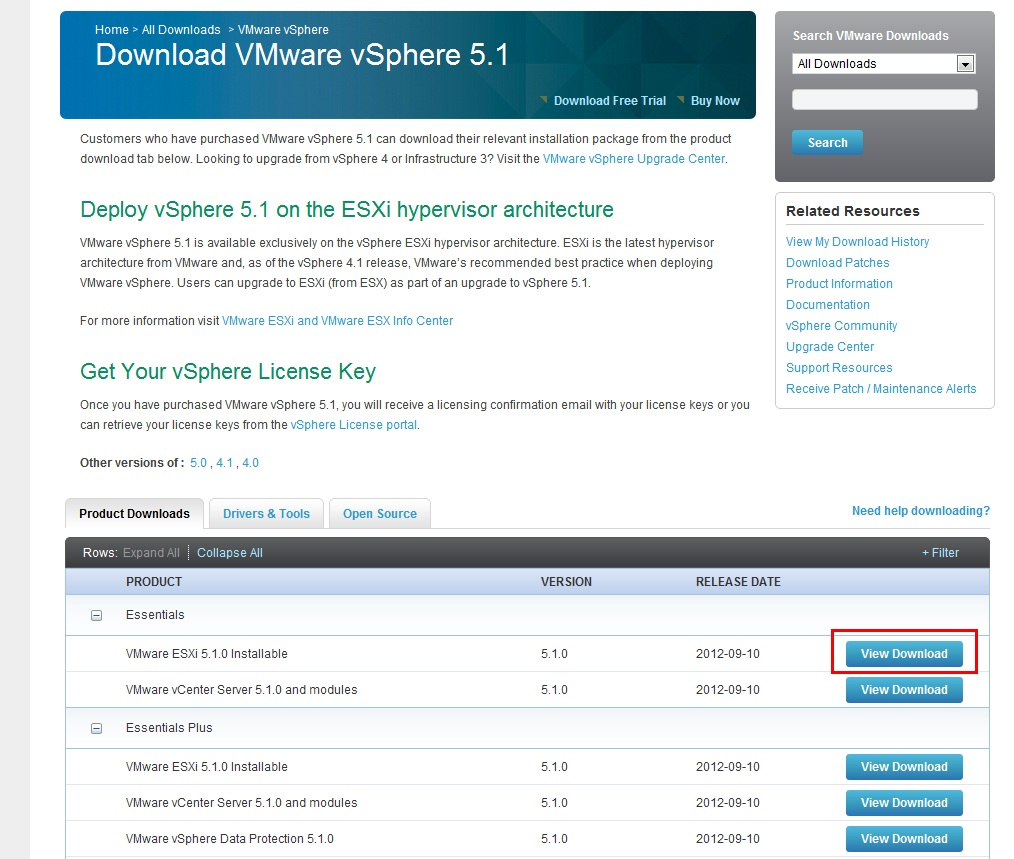 how to download vsphere web client